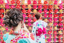 Asakusa Kimono Rental Rikawafuku, Asakusa, Japan