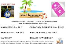 Island Treasures, Willemstad, Curacao