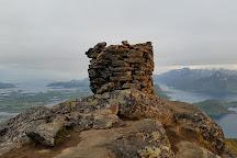 Himmeltinden, Leknes, Norway