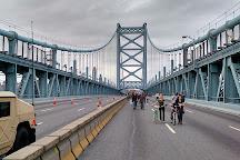Benjamin Franklin Bridge, Philadelphia, United States