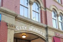 Saint John City Market, Saint John, Canada