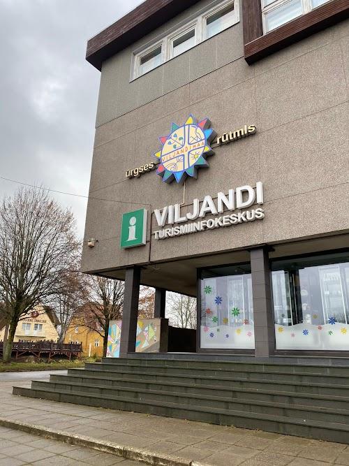 Viljandi turismiinfokeskus