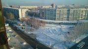 Поликлиника 22, улица Зорге на фото Новосибирска