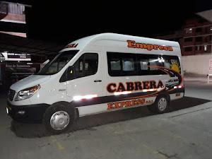 EMPRESA CABRERA EXPRESS S.R.L. 2