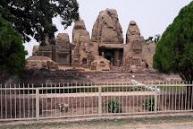 Masroor Rock Cut Temple, Kangra, India