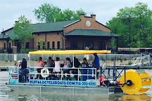Buffalo CycleBoats, Buffalo, United States