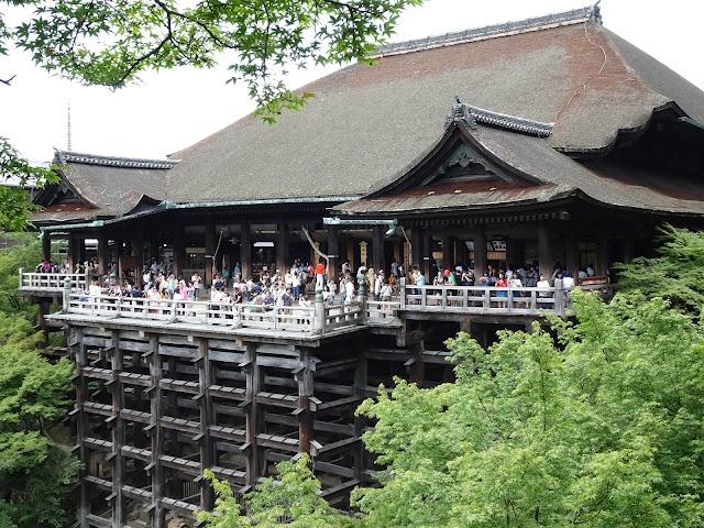 The Stage of Kiyomizu