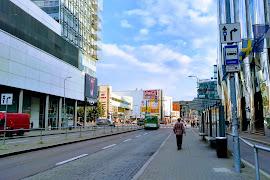 Автобусная станция   A. Laikmaa