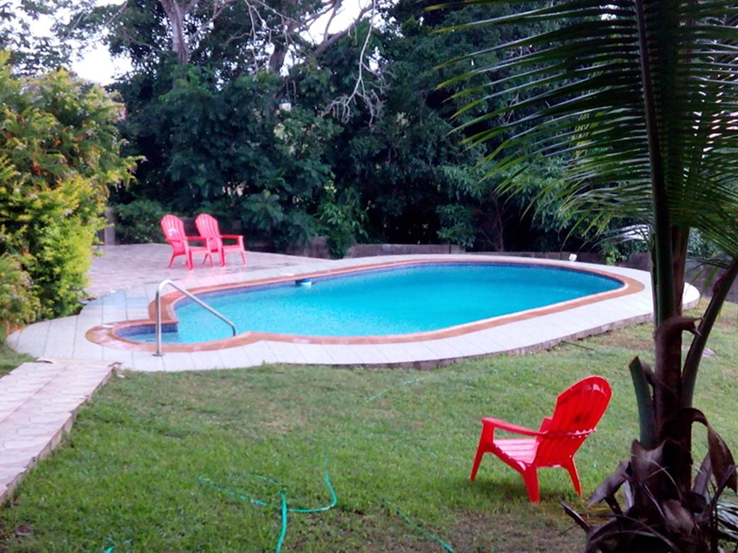 palmiste guest house and hotel south trinidad and tobago - around