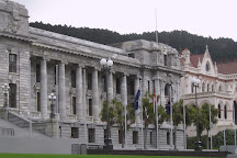 New Zealand Parliament, Wellington, New Zealand