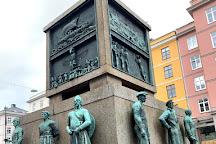 Sailor's Monument, Bergen, Norway