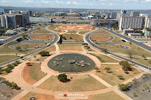 Lago Paranoa, Brasilia, Brazil