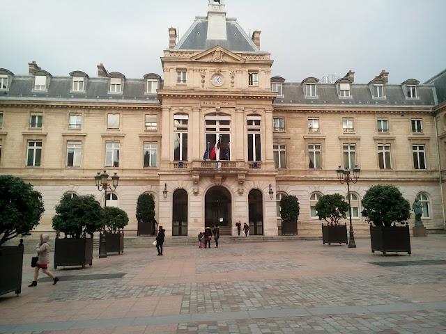 Mairie du 15e arrondissement