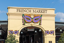 French Market, New Orleans, United States
