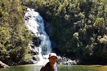 Cachoeira Santo Isidro, Sao Jose do Barreiro, Brazil