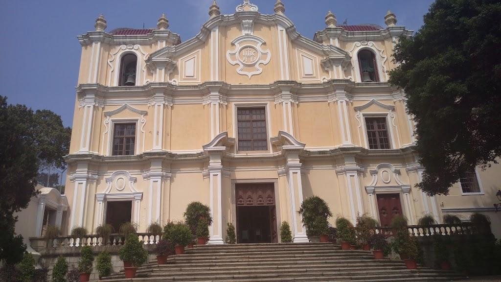 聖若瑟修院及聖堂