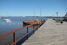 Muelle del Puerto de Yates, Colonia del Sacramento, Uruguay