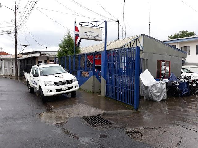Alajuelita Police Department