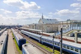 Железнодорожная станция  Brest Central