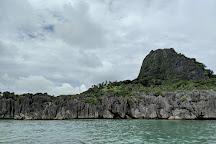 Sawa-I-Lau Caves, Yasawa Islands, Fiji
