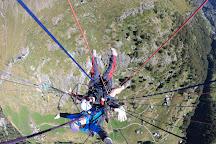 Fly Zermatt Paragliding, Zermatt, Switzerland