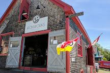 Ironworks Distillery, Lunenburg, Canada