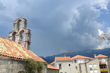 Santa Maria in Punta Church, Budva, Montenegro