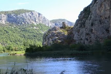 Rafting Pinta, Omis, Croatia