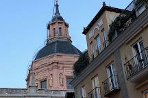 Iglesia de San Andres, Madrid, Spain