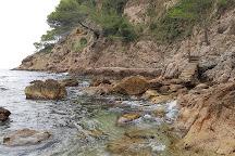 Cala Futadera, Tossa de Mar, Spain