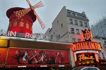 La Machine du Moulin Rouge, Paris, France