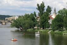 Strelecky Island, Prague, Czech Republic