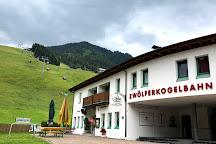 Zwolferkogelbahn, Saalbach-Hinterglemm, Austria