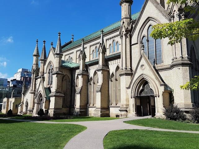 Cathédrale Saint-Jacques de Toronto