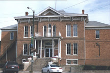 Custer County 1881 Courthouse, Custer, United States