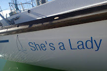 She's a Lady Sailing Adventures, Bay of Islands, New Zealand