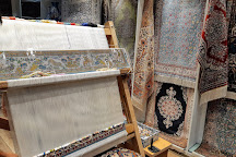 Lion's Rugs and Kilims Art Gallery, Istanbul, Turkey