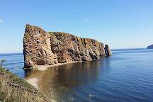 Pierced Rock (Rocher-Perce), Gaspe, Canada