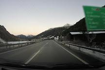San Bernardino Pass, Bellinzona, Switzerland