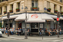 Open cafe, Paris, France
