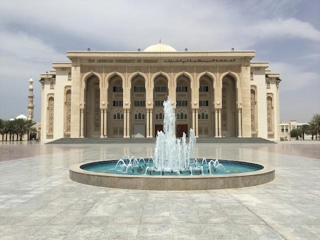 STUDENTS CENTRE(AMERICAN UNIVERSITY OF SHARJAH) SHARJAH UAE