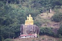 Aluvihara Rock Cave Temple, Matale, Sri Lanka