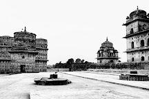 Chhatris Cenotaphs, Orchha, India