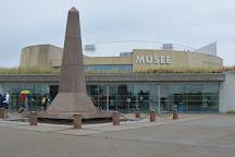 Musee du Debarquement Utah Beach, Sainte-Marie-du-Mont, France
