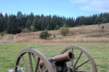 Fort Hoskins Historic County Park, Corvallis, United States