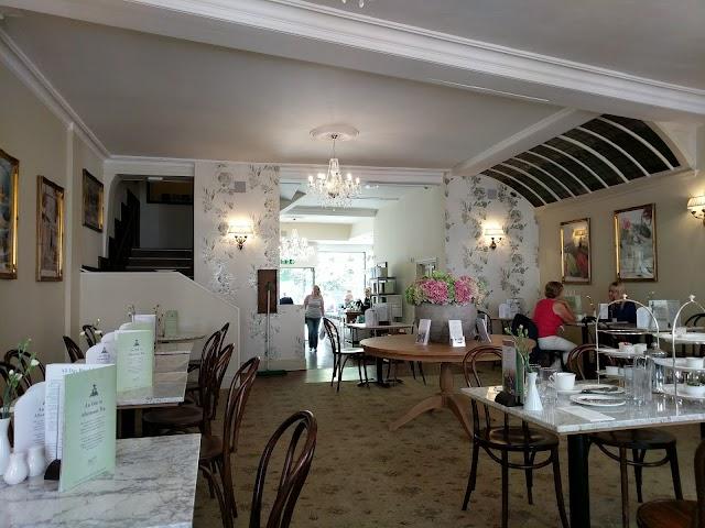 Harriets Cafe Tearooms