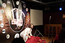Broadway Comedy Club, New York City, United States