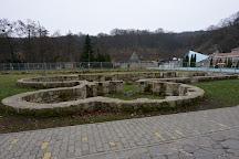 Benedictine Monastery Ruins, Miskolc, Hungary
