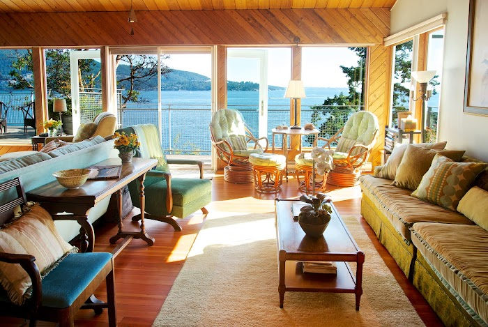 Bowen Island Accommodations