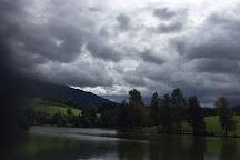 Ritzensee, Saalfelden am Steinernen Meer, Austria
